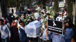 VIDEO CONMOVEDOR | Así se vivió el sepelio de Fátima