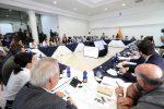 VIDEO | Ministros analizaron efectos del Covid-19