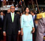 Juez fija pensión alimenticia a favor de la cónyuge del exvicepresidente Jorge Glas por 4,057 dólares