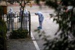 VIDEO: dos heridos por explosión fuera de iglesia en Grecia