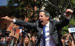 Guaidó se juramenta como presidente del Parlamento de Venezuela tras su reelección