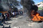VIDEO: manifestaciones violentas en Haití y gobierno guarda silencio