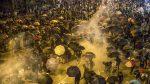 VIDEO | La violencia sigue aumentando en Hong Kong