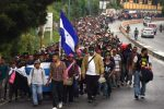 VIDEO | Nueva caravana de migrantes centroamericanos rumbo a Estados Unidos