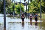 Un muerto y 8.800 desplazados por inundaciones en Uruguay