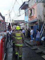 Cinco sospechosos detenidos por incendio en clínica clandestina