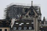 El incendio de Notre Dame deja a París con el corazón roto