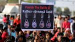 Condenan a 6 hombres por secuestrar, drogar, violar y asesinar a una niña en India