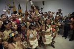 VIDEO: indígenas de Ecuador ganan primera batalla contra petroleras