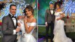 VIDEO |  Jacqueline Gaete se casó en televisión nacional: así dijo 'Sí, acepto'