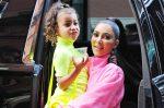 VIDEO | La hija de Kim Kardashian y Kanye West sorprende con baile