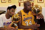 VIDEO | Shaquille O'Neal llora al hablar de la muerte de su amigo Kobe Bryant