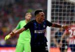 Inter derrotó a Napoli y se queda a 14 puntos de Juventus