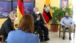 GUAYAQUIL | Presidente Moreno se reunió con embajador de Alemania para recibir donación por emergencia sanitaria