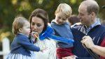 FOTOS | Así luce la princesa Carlota en su cuarto cumpleaños