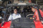 VIDEO: copiloto peruano con síndrome de Down, histórico en Rally Dakar