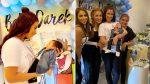 FOTOS | Así celebró Mafer Pincay el primer mes de su hijo Darek