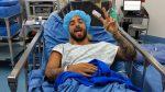 Maluma cuenta la verdad sobre su operación y pide una oración
