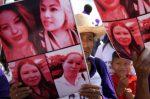 VIDEO: marchan en El Salvador y Honduras contra la violencia de género
