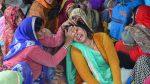 Miles de víctimas de violación se manifiestan en Nueva Delhi
