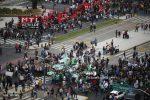 Argentina: sindicatos marcharon por un cambio de rumbo económico