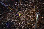 Masiva protesta contra planes educativos de Bolsonaro