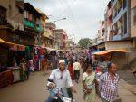 La rata, un manjar en India