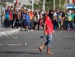 Al menos 3.000 migrantes entran en México tras ser atacados en Guatemala