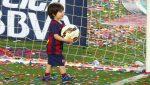 VIDEO: Así reaccionó Shakira al ver el gol que anotó su hijo
