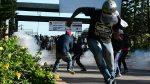 VIDEO | Militares hondureños abren fuego contra estudiantes durante protesta