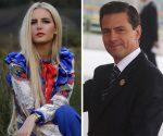 Captan al expresidente Enrique Peña Nieto con modelo mexicana en Madrid