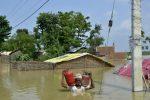 El viento monzón ha cobrado la vida de más de 270 personas al sur de Asia
