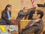 Uno de los narcos colombianos más poderosos dio su testimonio en el juicio contra 'El Chapo'