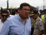 VIDEO: Exministro Navas rindió su versión en Fiscalía por el caso de secuestrados y asesinados