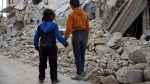 UNICEF: en la guerra, el agua sucia es más peligrosa para los niños que la violencia