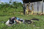 VIDEO | Comunidad indígena de Panamá sumida en terror tras masacre de niños con machete