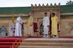 """El papa Francisco llegó a Marruecos, tierra de """"islam moderado"""""""