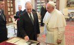 Papa habla con Vladimir Putin de la crisis en Venezuela, Siria y Ucrania