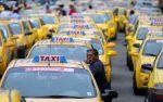 Gremio de taxistas anunció una movilización nacional