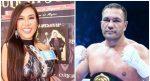 Periodista demandará a boxeador que le robó beso en la boca en plena entrevista