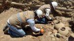 VIDEO| Descubren cementerio de más de 1.700 años de antigüedad