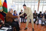 VIDEO | El presidente Lenín Moreno anunció cambios en el Ineval