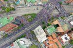 FOTOS | La masiva marcha en Venezuela contra el régimen de Nicolás Maduro