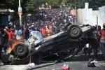 VIDEO: crecen en Haití las movilizaciones contra presidente