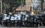 VIDEO | Policía reprime protesta contra reformas en Honduras