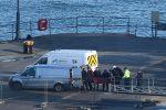 IMÁGENES | Recuperado el cuerpo de la avioneta en la que se estrelló Emiliano Sala