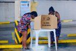 35.401 electores acudieron a las urnas en repetición de elecciones