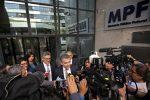 """VIDEO: exjefe de Odebrecht en Perú entrega """"las rutas del dinero"""""""