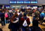 Tormenta Sabine en Alemania cancela cientos de vuelos