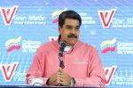 VIDEO | Maduro promete reforzar protección de embajada venezolana en EEUU
